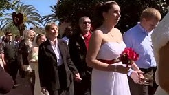 Pinellas County Clerk of the Circuit Court Valentine's Day Wedding 2015