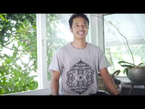 Interview with Fathan Todjon at Samadi Bali