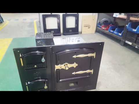 DIY Wood Burning Cook Stove Rustica by Lacunza - Part 1