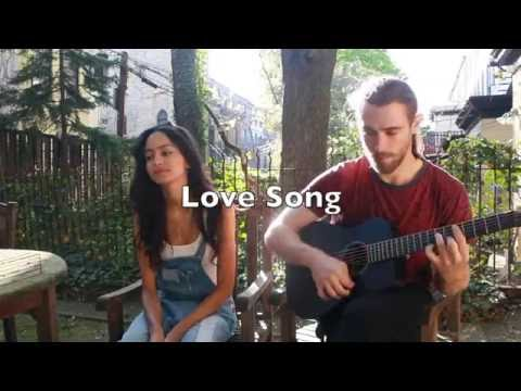 Love Song- Sara Bareilles Acoustic Cover