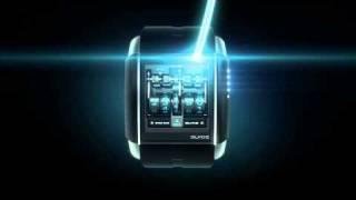 hd3 slyde digital screen watch