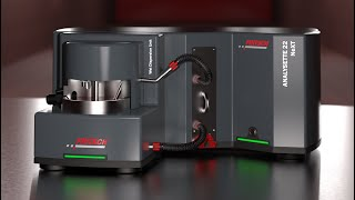 Product Video: Laser Particle Sizer ANALYSETTE 22 NeXT
