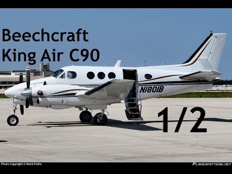 Starvorbereitung und Takeoff//Beechcraft King Air C90//X-Plane 11//German Tutorial
