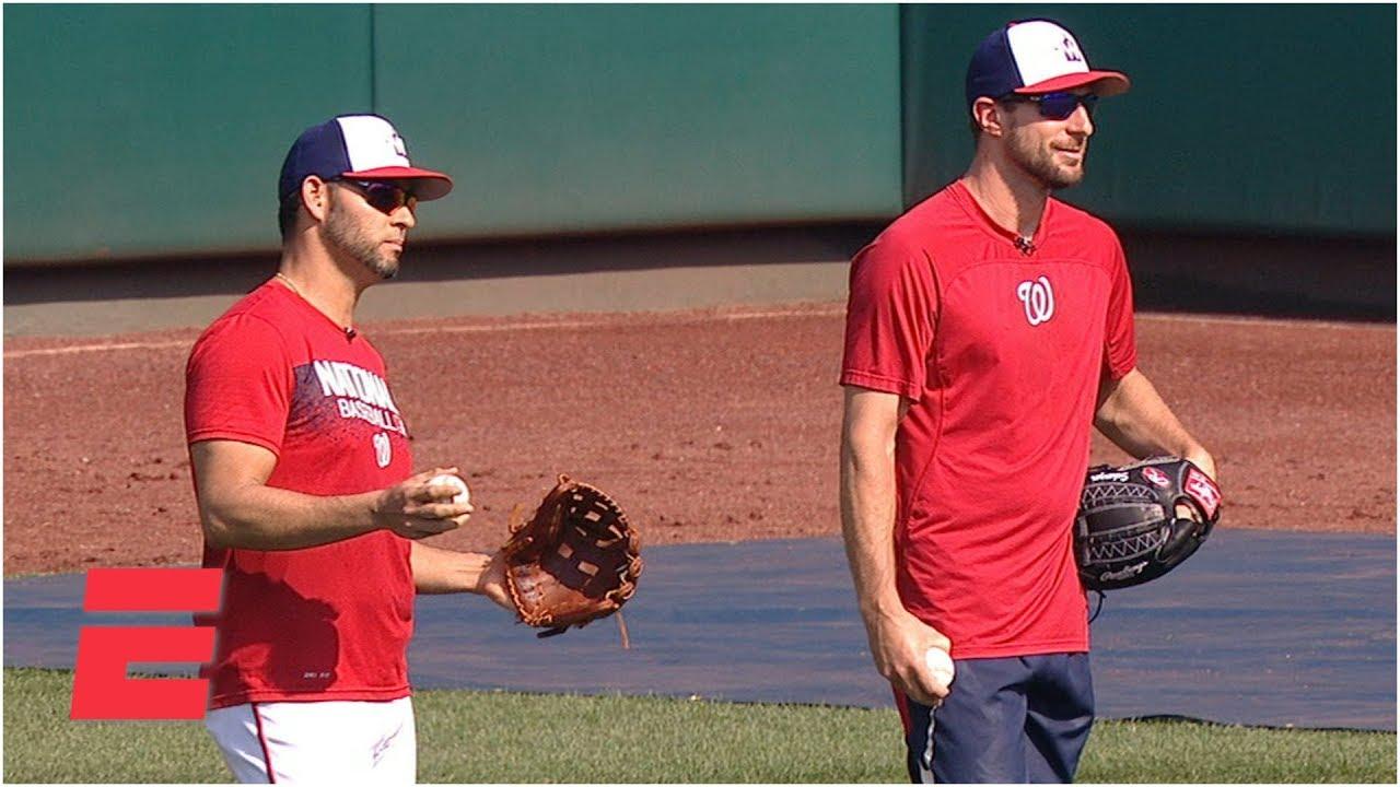 Max Scherzer can't throw Anibal Sanchez's 'Butterfly' curveball | Baseball Tonight