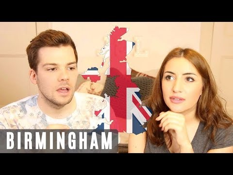 BIRMINGHAM ACCENT | TUTORIAL