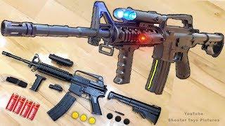 THE BEST Air Sport GUN EVER - M16 A4 Assault Rifle Airsoft Gun Unboxing
