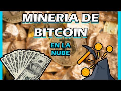 🔥 COMO Minar BITCOIN EN LA NUBE 【💲 GRATIS 💲】| Minería De Criptomonedas 2021