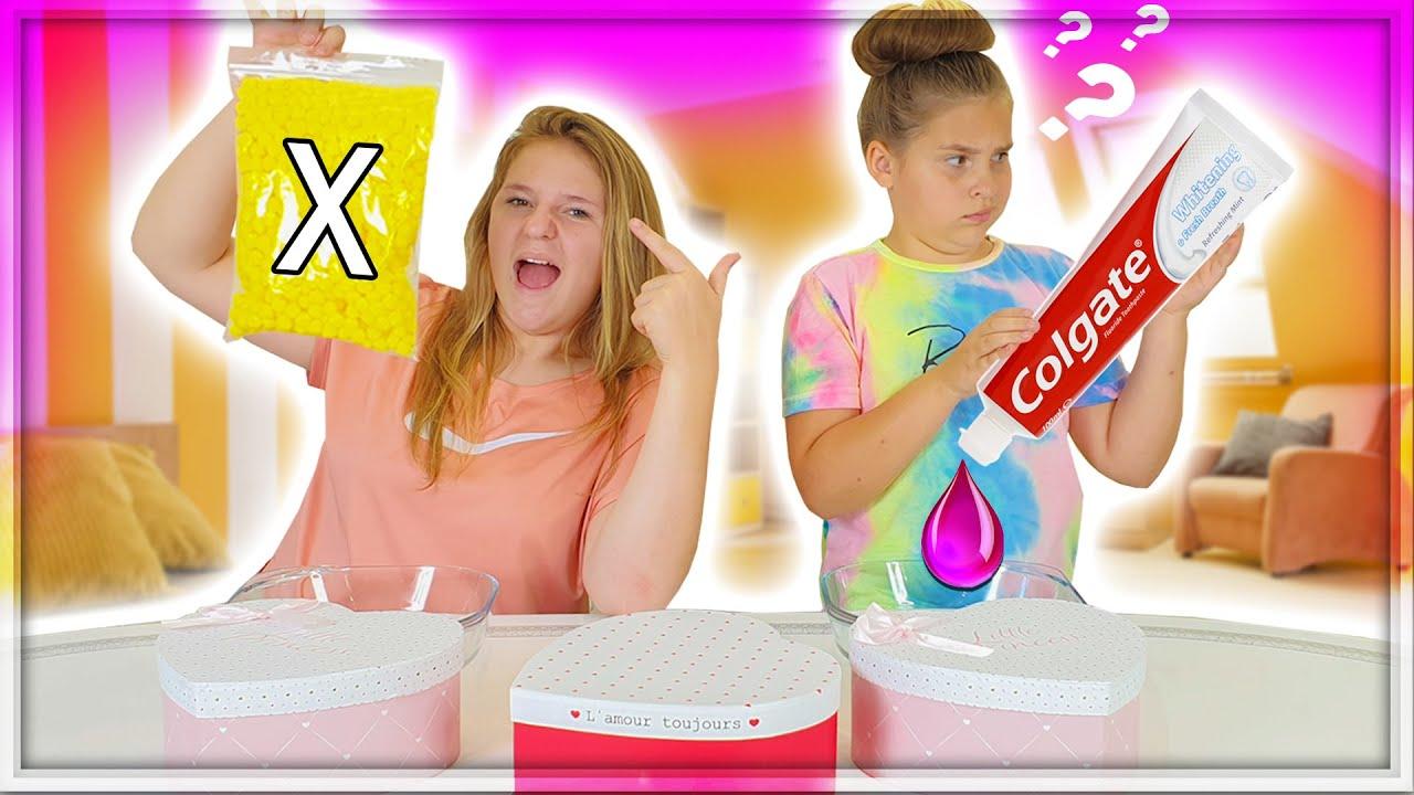 Mystery Box Slime Challenge | Jusqu'à La Dernière Goutte !