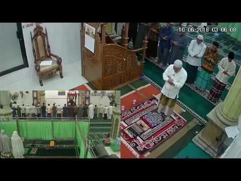 Qiyamullail 25 Romadhon 1439 H, 10 Juni 2018, Ust  Alfan Al Hafidz