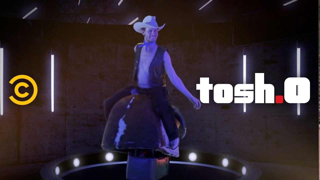 Breaking News Tosh 0 Returns With New Episodes Starting On Tuesday September 17 At 10 00 P M Et Pt Thefutoncritic Com I completely understand nelk and stevewilldoit's image as being the 'bad boys of youtube' but steve's latest video is actually disturbing. tosh 0 returns with new episodes