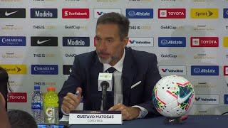 Conferencia de Prensa: Gustavo Matosas - Haiti (2) - (1) Costa Rica - Gold Cup 2019