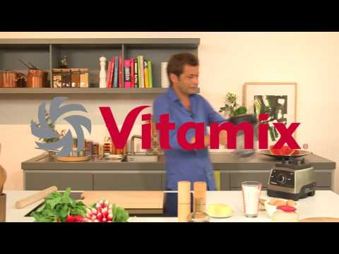 vitamix-recette-laurent-mariotte-soupe-de-petits-pois