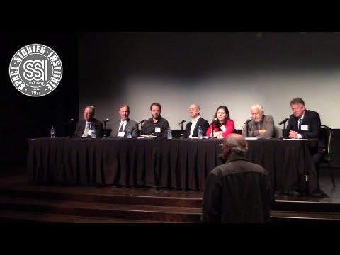 SSI 50: 02 Space Habitat Design Panel Part 2. The Q&A