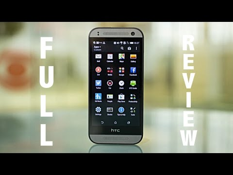 HTC One Mini 2 Full Review