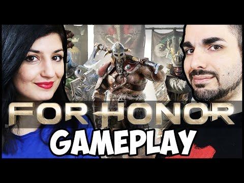 FOR HONOR GAMEPLAY ITA ESCLUSIVO!