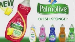 Palmolive Fresh Sponge - a review & tutorial