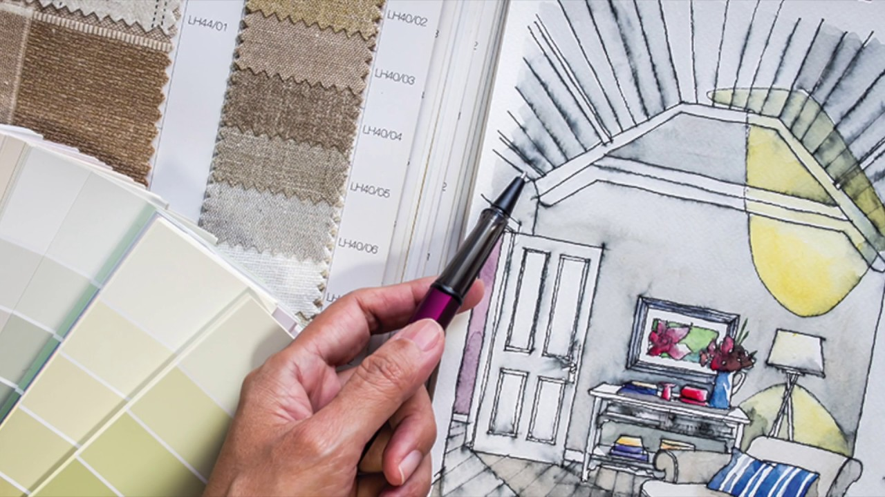 What is the difference between an interior designer and an interior decorator