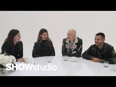 New York Womenswear - Spring / Summer 2017 Round-up Panel Discussion