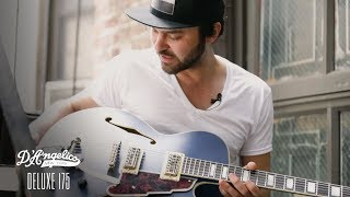 Shakey Graves & The Deluxe 175 | D'Angelico Guitars