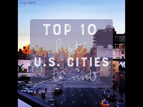 Top 10 cities in USA to live and earn