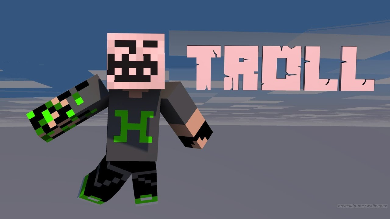 Minecraft Troll Yapılar #3 /w Youtuber Ekip
