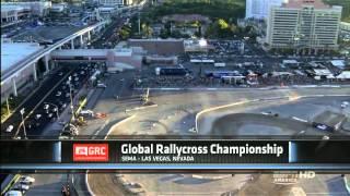 global rallycross 2012 sema las vegas part 1 6