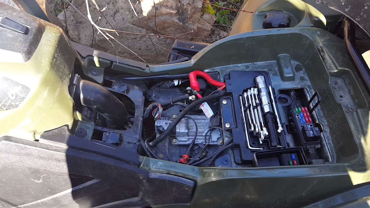 hight resolution of arctic cat trv 500 ignition problems