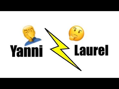 Yanni or Laurel? Original sound🤔