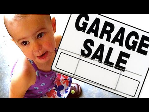 BEST GARAGE SALE EVER