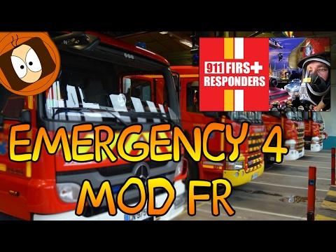 FEU D'USINE, ACCIDENT & MULTI ! | EMERGENCY 4 MOD FR