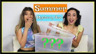Ανταλλάξαμε καλοκαιρινά Mystery Boxes vol.2 || fraoules22