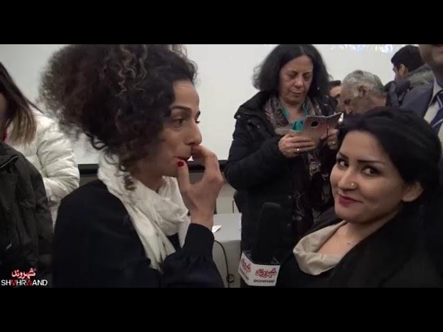 گفت و گوی شهروند با مسیح علینژاد در تورنتو