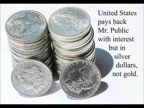 Silver was inflationary compared to gold, just ask President Rutherford B. Hayes