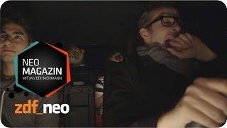 Roadmovie #wannsindwirda (Köln - Berlin) - NEO MAGAZIN mit Jan Böhmermann - ZDFneo