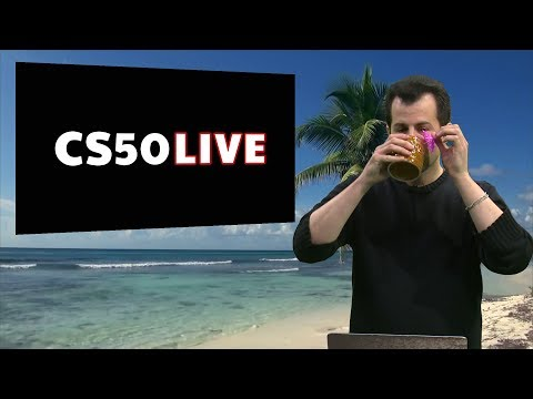 CS50 Live, Episode 002