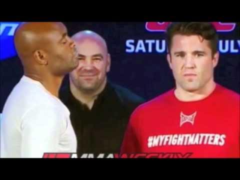 UFC 148 Silva Vs Sonnen 2 Media Conference Call Audio D