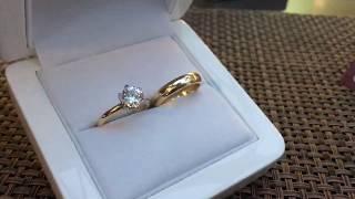 Обручальное & помолвочное кольцо(, 2017-02-14T22:22:08.000Z)