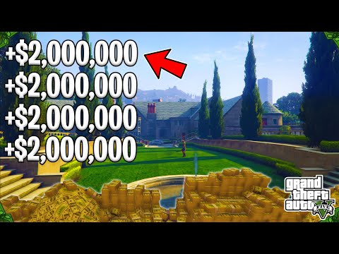 The Best Money Methods To Do RIGHT NOW In GTA 5 Online! (Anyone Can Make Millions Doing These!)