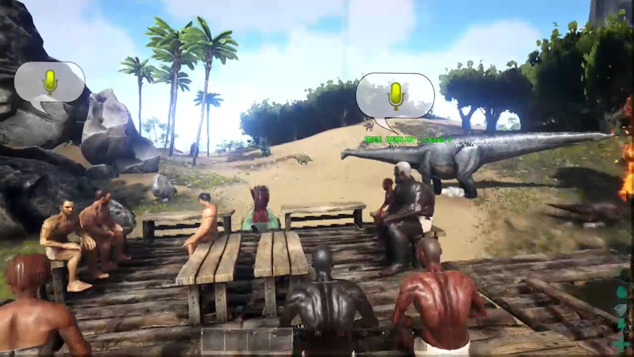 While we receive compensation when you click links to partners, they do not i. ARK: Survival of the Fittest (XBOX ONE) + Halloween Special + DodoRex - YouTube