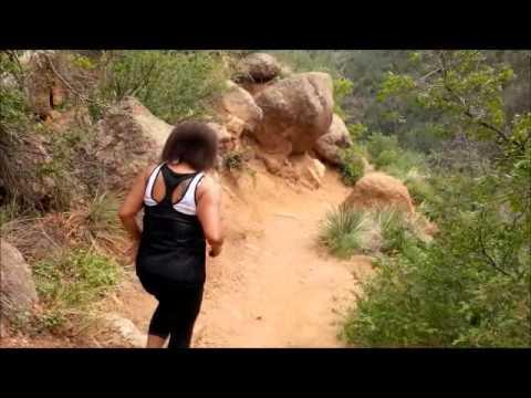 monique barr trail vid