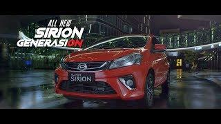 Daihatsu ALL NEW SIRION