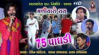 75- પાઘડી ~-2020 || Nerana LIVE Maniyaro Raas || Devin Odedra - Parbat Ranvaya - Pratap