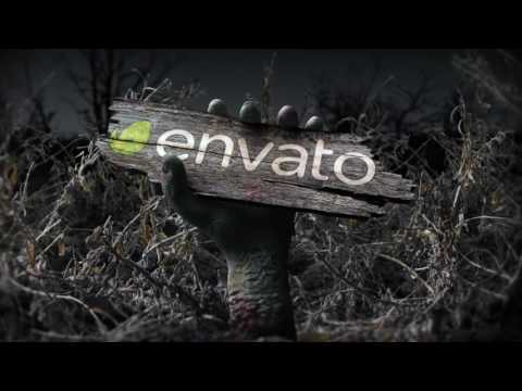 Halloween zombie hand logo opener download after effects halloween zombie hand logo opener download after effects template pronofoot35fo Gallery