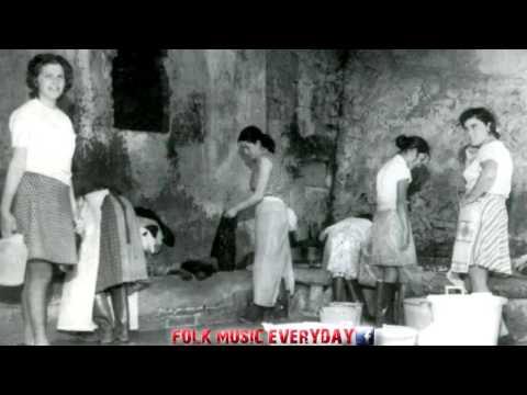 Ti vitti a la funtana - Musica Popolare Calabrese
