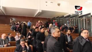 تأجيل محاكمة 213 متهمًا بـ«أنصار بيت المقدس» لـ23 مارس