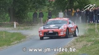Chris Van Woensel - Nissan 370Z | Pure sound | [HD] by JM