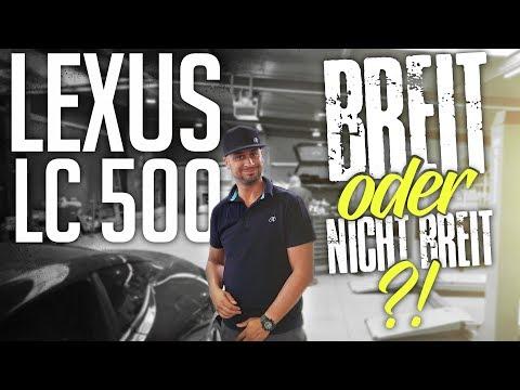 JP Performance –  Lexus LC 500 | Breit oder nicht breit ?!