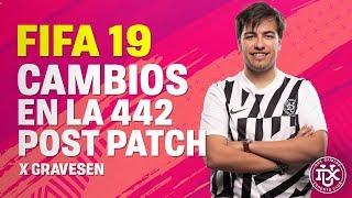 FIFA 19: 442 Tácticas e instrucciones después del parche, con Gravesen