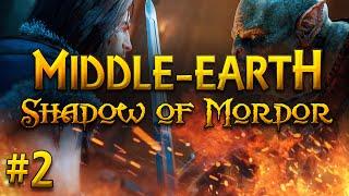 Middle-earth: Shadow of Mordor #2 - Durbatulûk