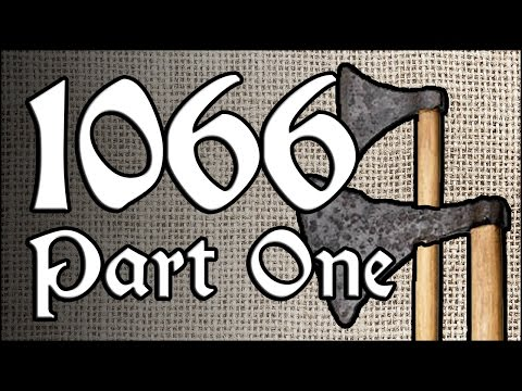 1066 - Part One - Anglo-Saxons, Vikings and Normans